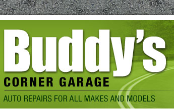 Buddy's Corner Garage, Auto repairs for all makes and models